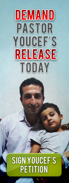 Demand Pastor Youcef's Release Today